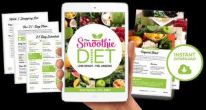 smoothie diet recipes
